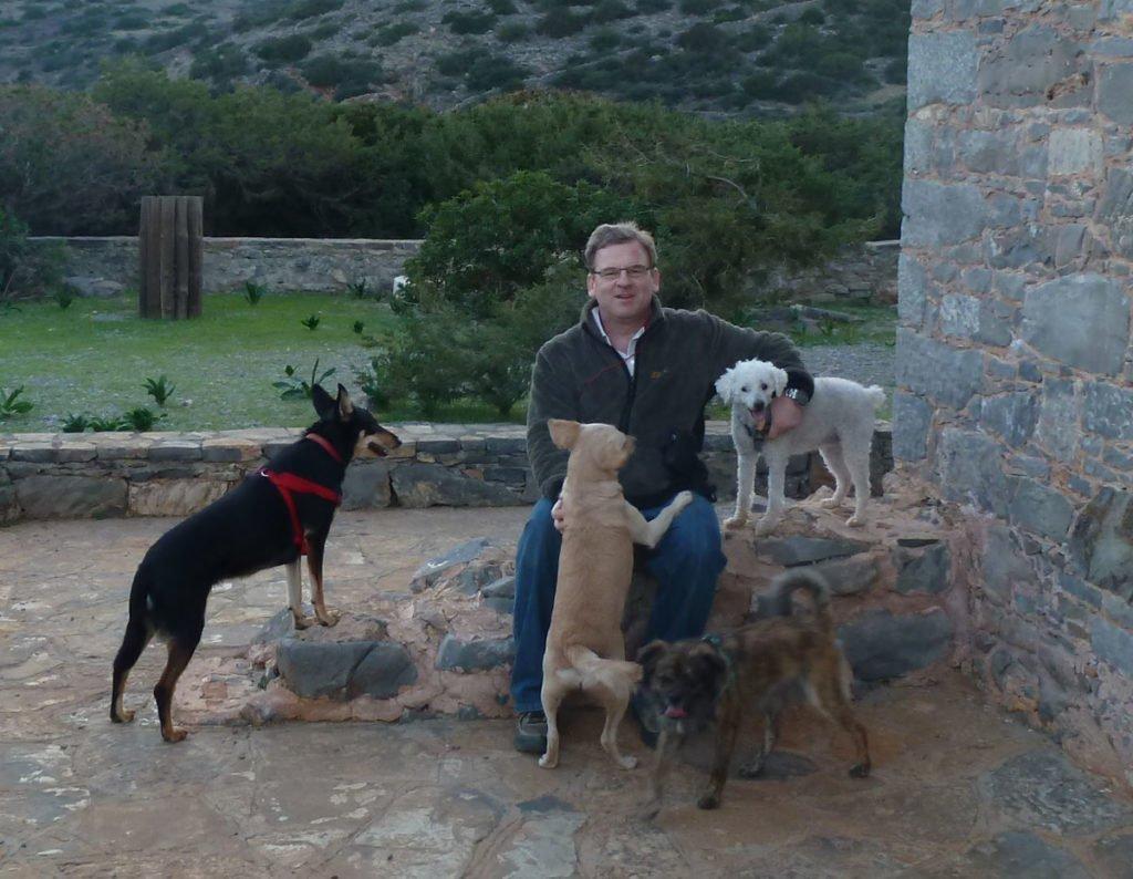 Über mich und Hunde